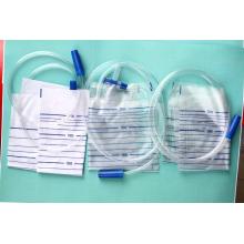 Устранимый мешок мочи с разных клапана