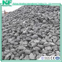 China Low Sulphur Metallurgical coke / Met coke as Carbon agent uses