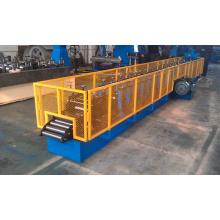 Máquina formadora de rolos a frio de fácil operação para moldura de porta