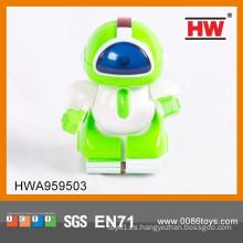 Productos más nuevos 2 CH Infrared Radio Control Robot Boy Juguetes