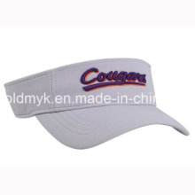 Promotional Summer Visor Cap with Logo Embroidery (GKA12-A00003)