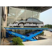 5 ton hydraulic scissor lift/hydraulic scissor lifts