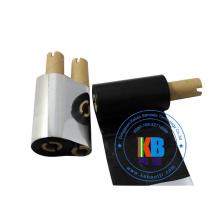 vêtement imprimante ttr compatible noir couleur code-barres imprimante transfert thermique ruban