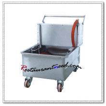 K364 High Efficient Electric Oil Filter Cart