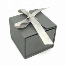 Boîte à bagues de mariage pour bijoux de mariage