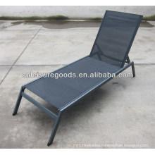 2014 new design outdoor sling sunbed