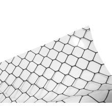 PVC Anti-Static Transparent ESD Cleanroom Honeycomb Vinyl Curtain