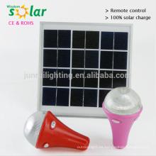 Iluminación hogar portátil led (JR-SL988B)
