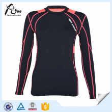 Chemises de compression vierges personnalisées par Lady