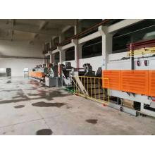 Roller Type Mesh Belt Hardening Industrial Furnace