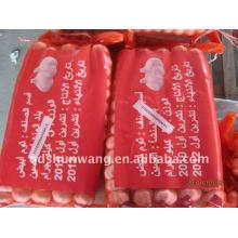 Шаньдун jining китайский белый чеснок
