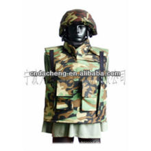 Kugelsichere Jacke für Armee