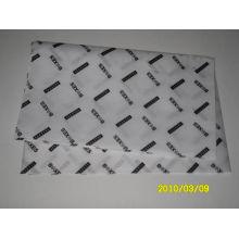 17GSM упаковочная бумага с логотипом печать Оптовая продажа