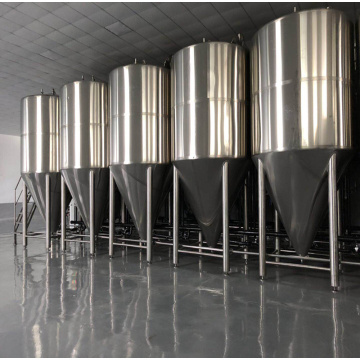 Microbrewery Equipment Jacket Glycol Tank