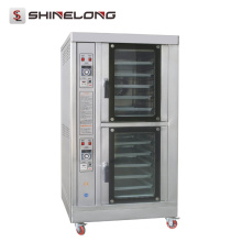 K668 Stainless Steel 10 Tray Electric Commercial Convection Oven