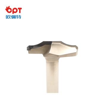 Garde de foret de routeur en bois PCD pour CNC