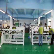 2 Heads Cap Computer Embroidery Machine of High Speed good quality price bordadora aibaba com