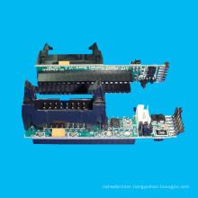 Flora Lj320p Lj3208p Printhead Transfer Card/Rtz Pq512 Connect Board V1.3