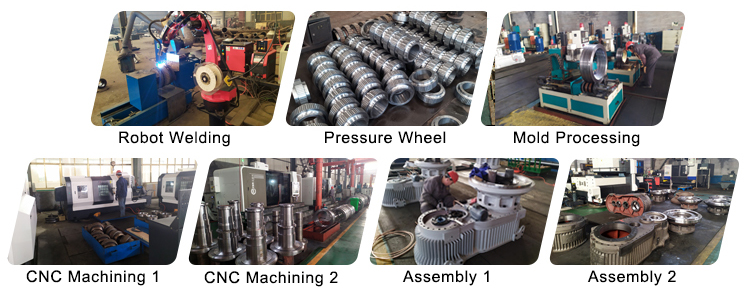 pellet machine processing machinery