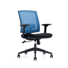Cheap Colorful Office Furniture Middle Back Swivel Mesh Office Writing Chair