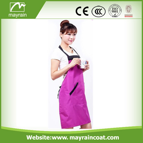 Ladies Apron with Logo