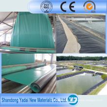 Wasserdichte schwarze 0.5mm HDPE Geomembrane für Teich Liner