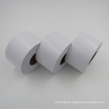 Sparen Sie 30% benutzerdefinierte Linerless Papierrolle Aufkleber