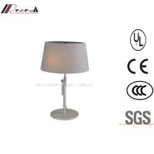 Modern Fabric Adjustable Bedside Reading Light and Dexorative Lighting