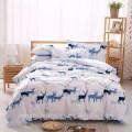 Tissu brossé 100% polyester avec motifs variables en vente