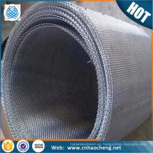 Malla de alambre tejida de la aleación de aluminio del cromo del hierro de la malla resistente al calor 60 / malla de malla del alambre fecral