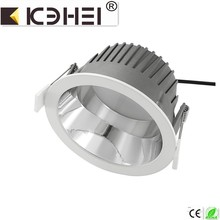 Anti-Glare LED Downlight Cutout 210mm Ugr <22 CE RoHS