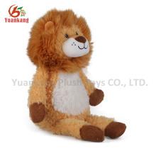 Juguete lindo del león de la felpa del pequeño bebé del diseño para la venta