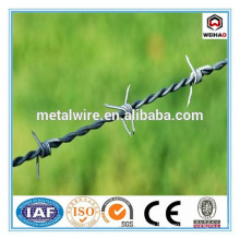 Hot sale high quality galvanized barbed wire