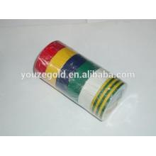 """Bande isolante électrique de PVC 7milx3 / 4 """"x33ft Ruban adhésif ignifuge"""