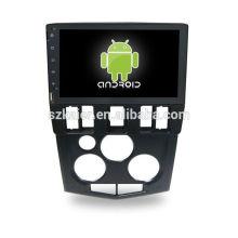 ¡Cuatro nucleos! Android 6.0 car dvd para Renault L90 con pantalla capacitiva de 8 pulgadas / GPS / Mirror Link / DVR / TPMS / OBD2 / WIFI / 4G