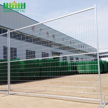 Construction+Event+Residential+Galvanized+Temporary+Fence