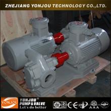 Huile chaude de KCB 2cy, pompe à engrenages hydraulique commerciale d'huile de graissage
