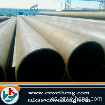 Fabricantes de API 5L X70 Lsaw Steel Pipe