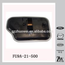 Filtre d'huile de transmission de pièces de voiture pour Mazda 626 GE BA FU9A-21-500