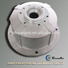 AlSi9Mg Aluminium gravé par gravité / bride de réducteur de levage de construction