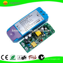 Support LED Lighting 7W CCT Adjustable 350mA Dimming Constant Current LED Driver 9-24VDC