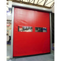 Diseño con cremallera Self Healing Fast Roll Up Door