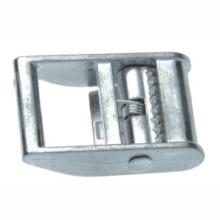 Quincaillerie métal en alliage de zinc double boucle de ceinture pour retard La corde