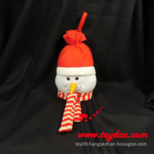 Plush Christmas Snowman Doll Decoration