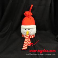 Плюшевые Рождественский Снеговик Куклы Украшения
