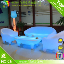 LED Glowing Sofa Set / Hot Sale LED Furniture / New LED Sofa