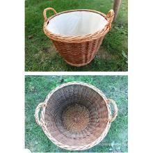 (BC-ST1096) Qualitäts-handgemachter Weide-Wäsche-Korb
