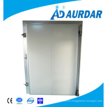 wholesale air tight electric sliding spindle aluminum door for cold room