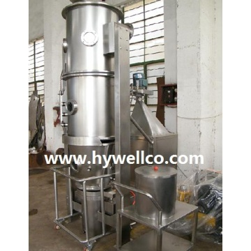 Protein Serbuk Granulating Equipment
