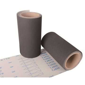 Soft Silicon Carbide Abrasive Cloth Tj438